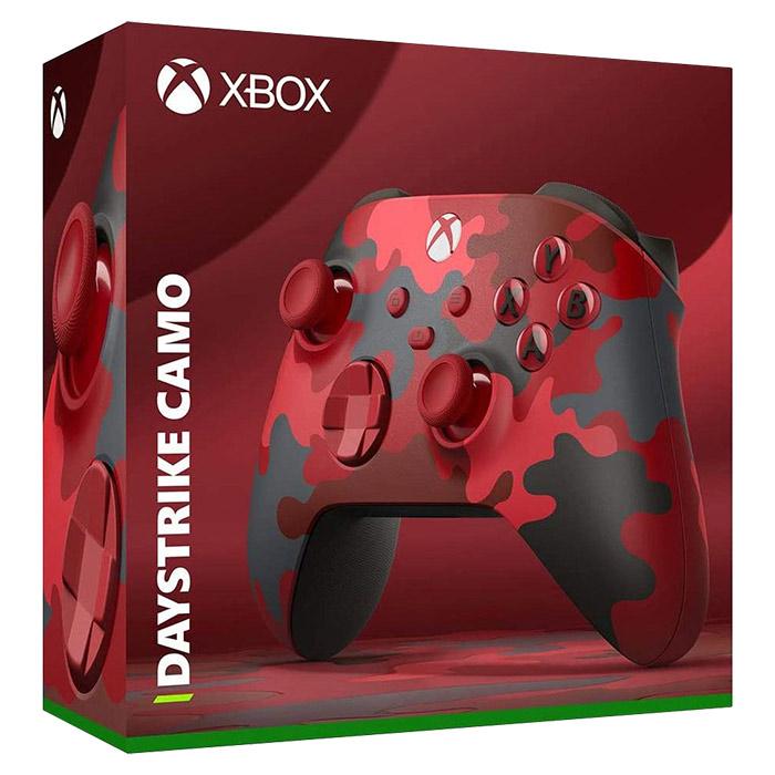 【XBOX】Xbox Series X / S / Xbox One 無線控制器《赤焰行動》