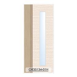 【橙門】房間門/浴室門-防潮、防蛀、降低噪音-OR35134-01H