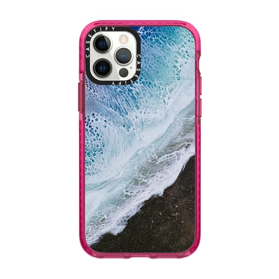 CASETiFY iPhone 12 Pro Impact Case - Hideaway Android Case By Ann Upton