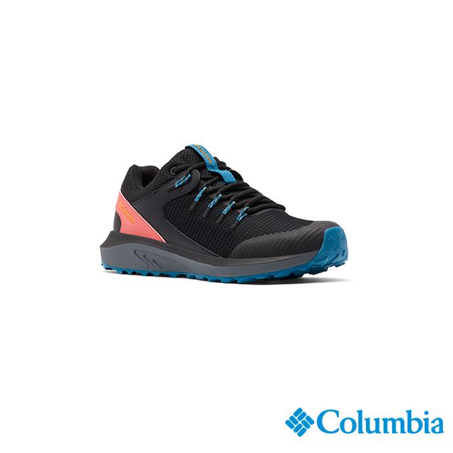 Columbia哥倫比亞 女款-防小雨多功能健走鞋-黑色 UBL01560BK