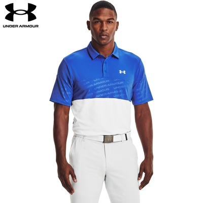 【UNDER ARMOUR】男 Playoff 2.0短POLO