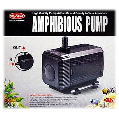 《Mr.Aqua》水族先生小型魚缸適用靜音沈水馬達HP-3500