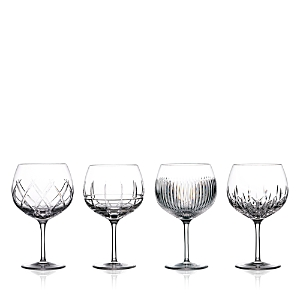 Waterford Gin Journey Balloon Glasses, Set of 4