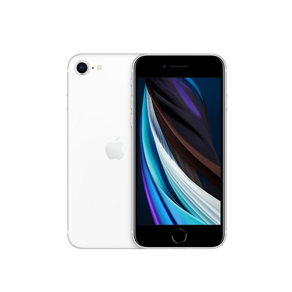 iPhone SE 128GB 白色 - Apple - MHGU3