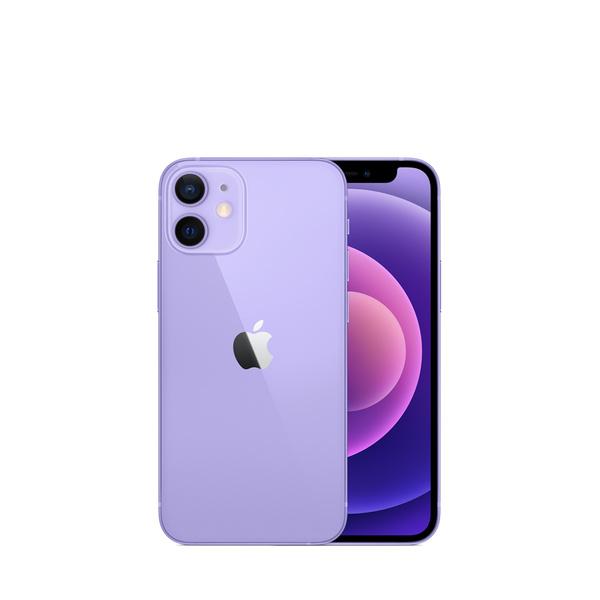 iPhone 12 mini 64GB 紫色 - Apple