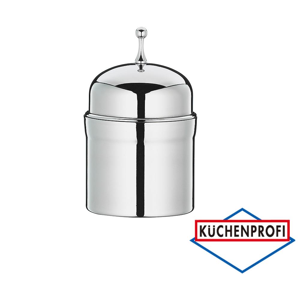 【KÜCHENPROFI】不鏽鋼漂浮濾茶器-小