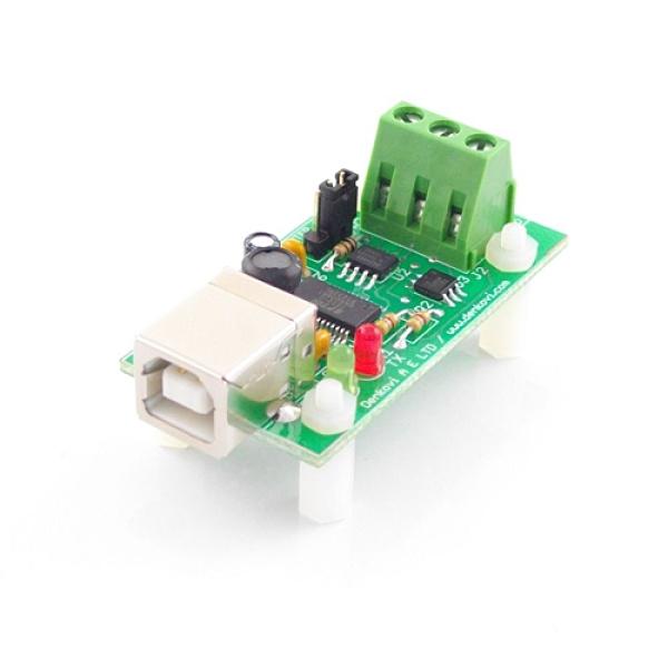 [2美國直購] denkovi 轉換器 USB to One Wire converter Virtual Com Port FT232RL based DAE-USB_1WIRE