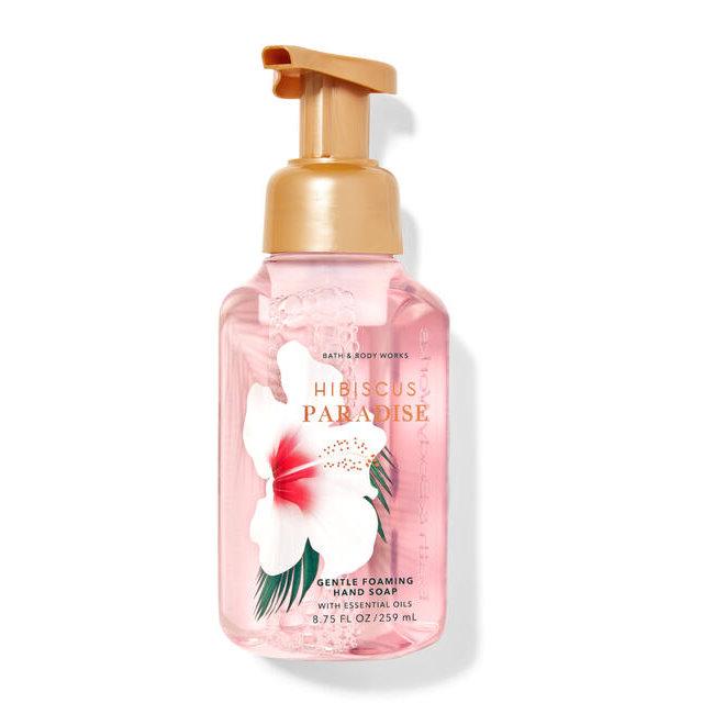 《Bath & Body Works BBW 》泡沫慕斯洗手液【扶桑花天堂】Hibiscus Paradise259ML
