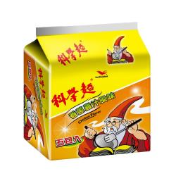統一 科學麵香蔥雞汁 (5入/袋)集