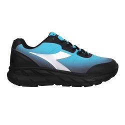 DIADORA 男專業避震慢跑鞋-超寬楦-路跑 運動 反光