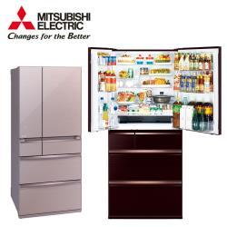 MITSUBISHI 三菱 705L日本原裝變頻六門電冰箱 MR-WX71C