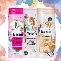 超值2入-Balea 芭樂雅 限量系列-沐浴露 沐浴乳 300ml*2-德國原裝進口-三款任選