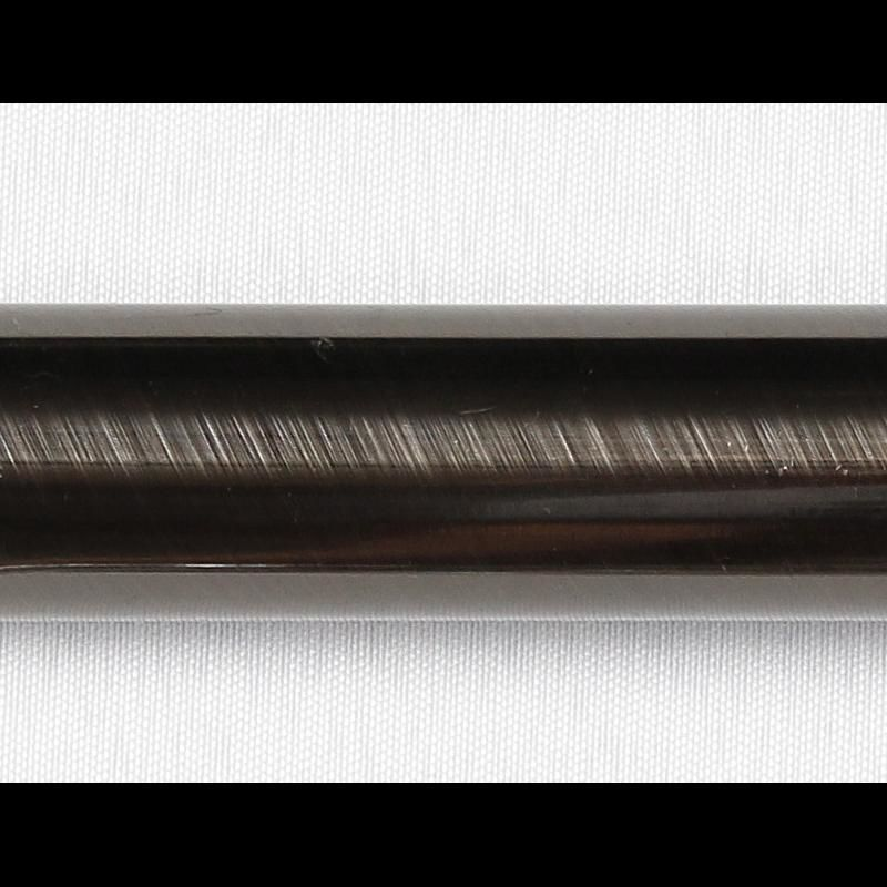 Quality Metal Extendable Curtain Rod Pole Set 28mm