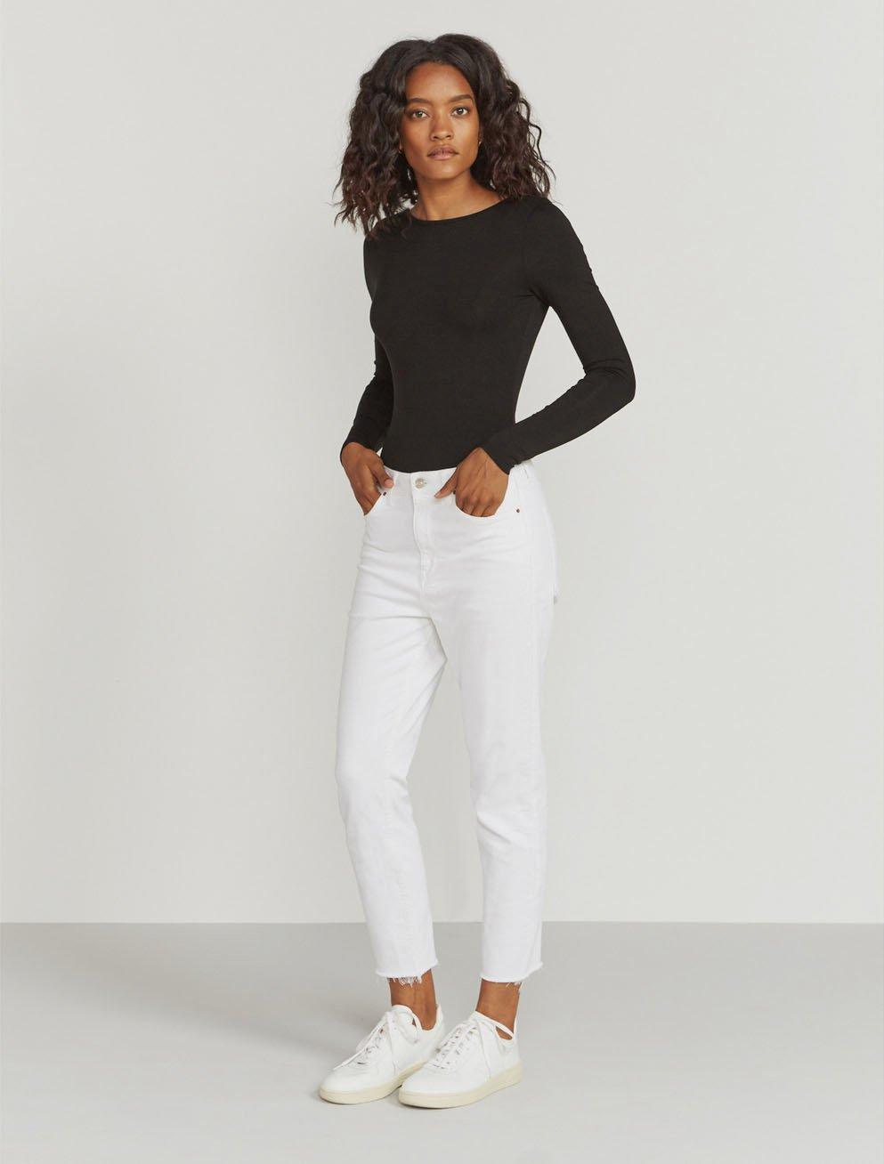 Tencel™ Backless Bodysuit