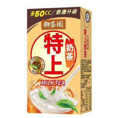 御茶園 特上奶茶鋁箔包(300mlx24入)