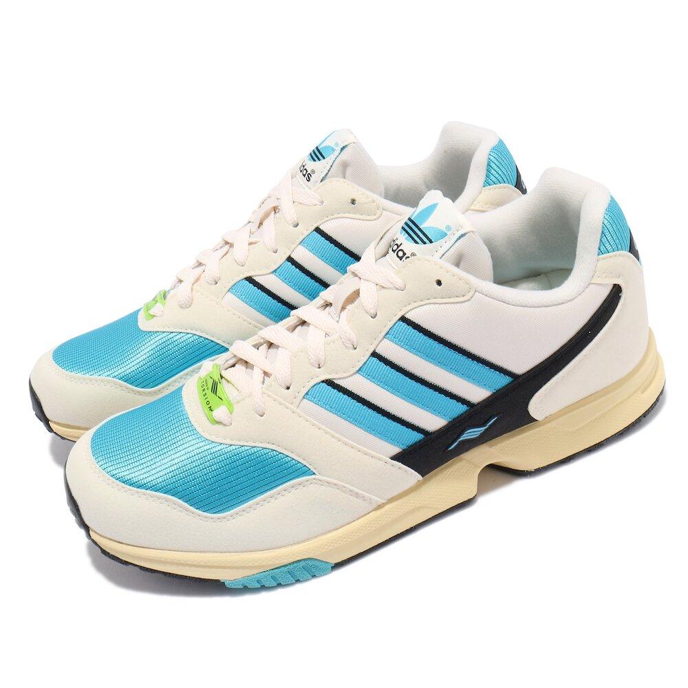 ADIDAS 休閒鞋 ZX 1000 C 運動 男女鞋 海外限定 愛迪達 情侶穿搭 舒適 簡約 卡其 藍 [FW1485]