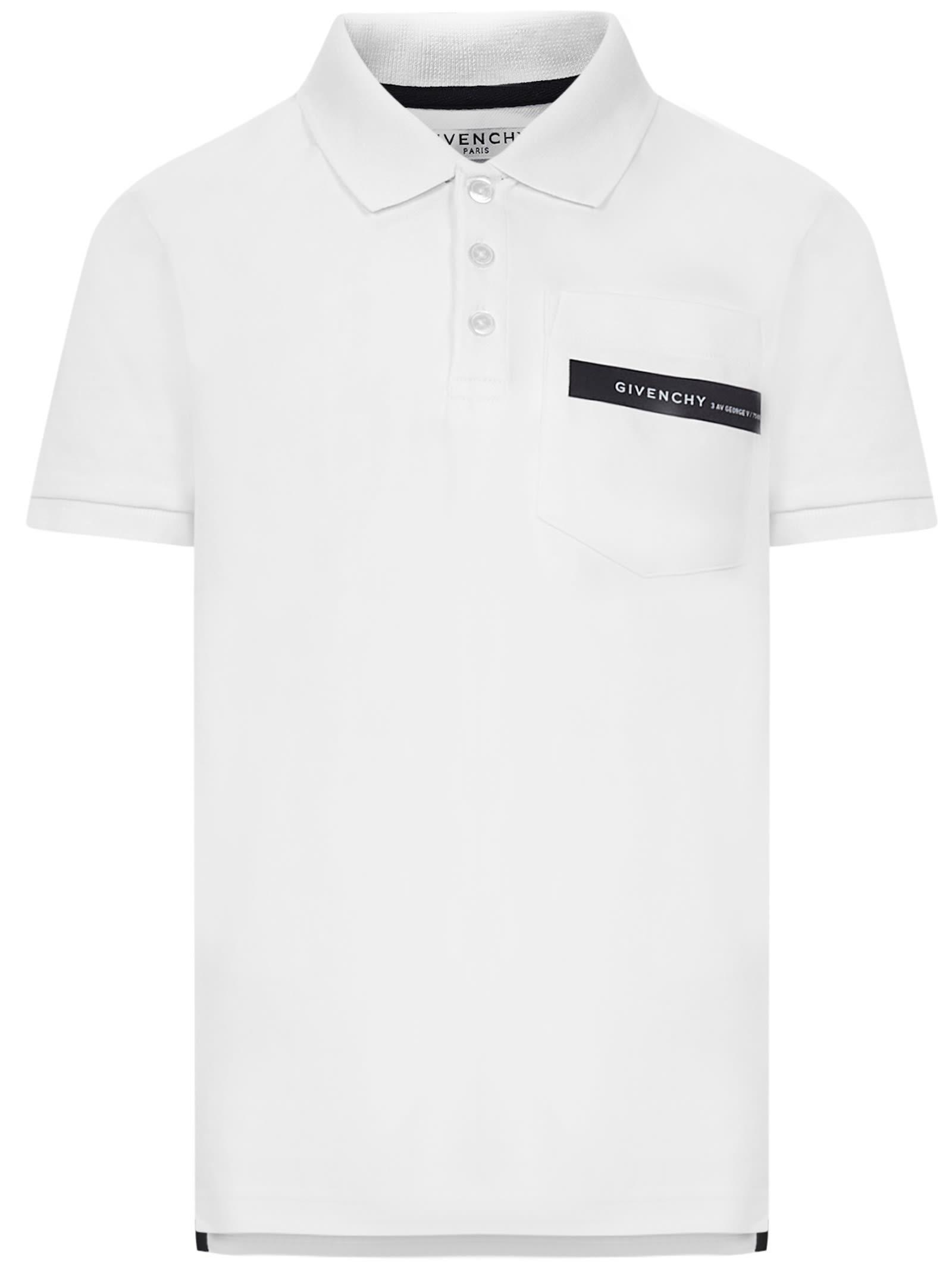 Givenchy Kids Polo Shirt