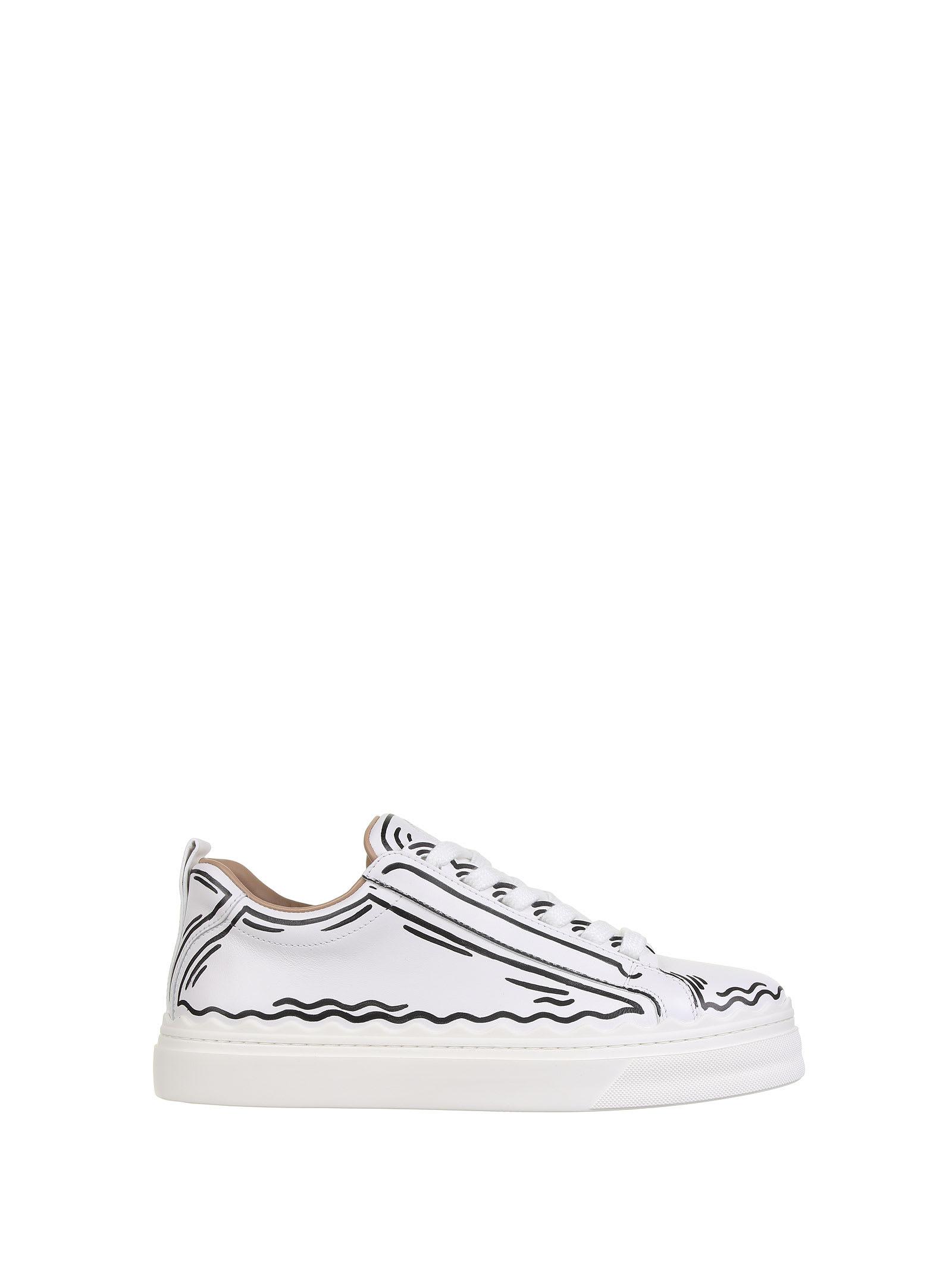 Chloé Chloé Sneaker Lauren