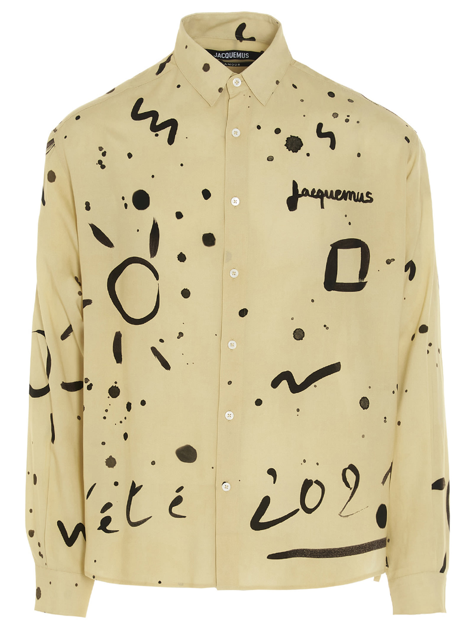 Jacquemus la Chemise Henri Shirt