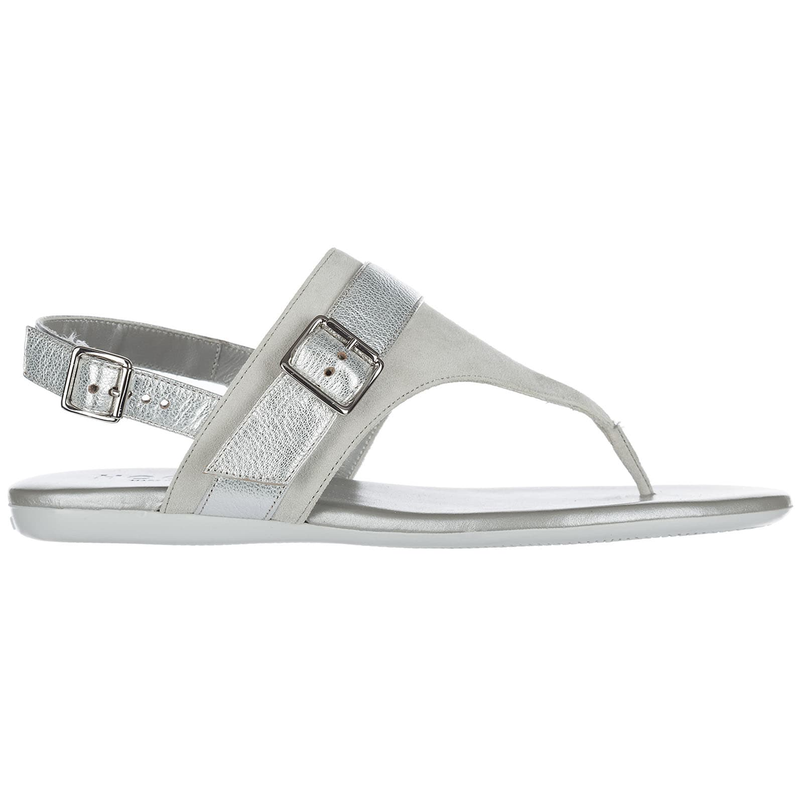 Hogan H133 T-bar Sandals