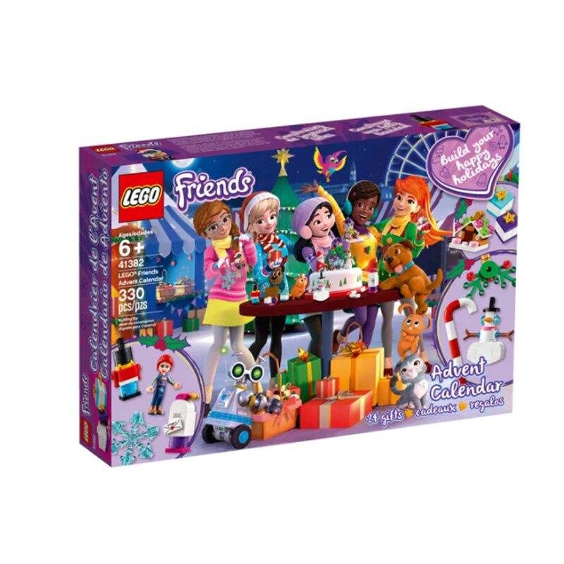 LEGO 樂高 FRIENDS 系列  Friends Advent Calendar 驚喜月曆 降臨曆 41382