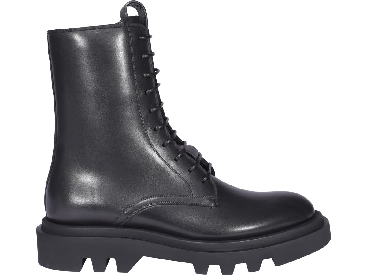 Givenchy Combat Boot
