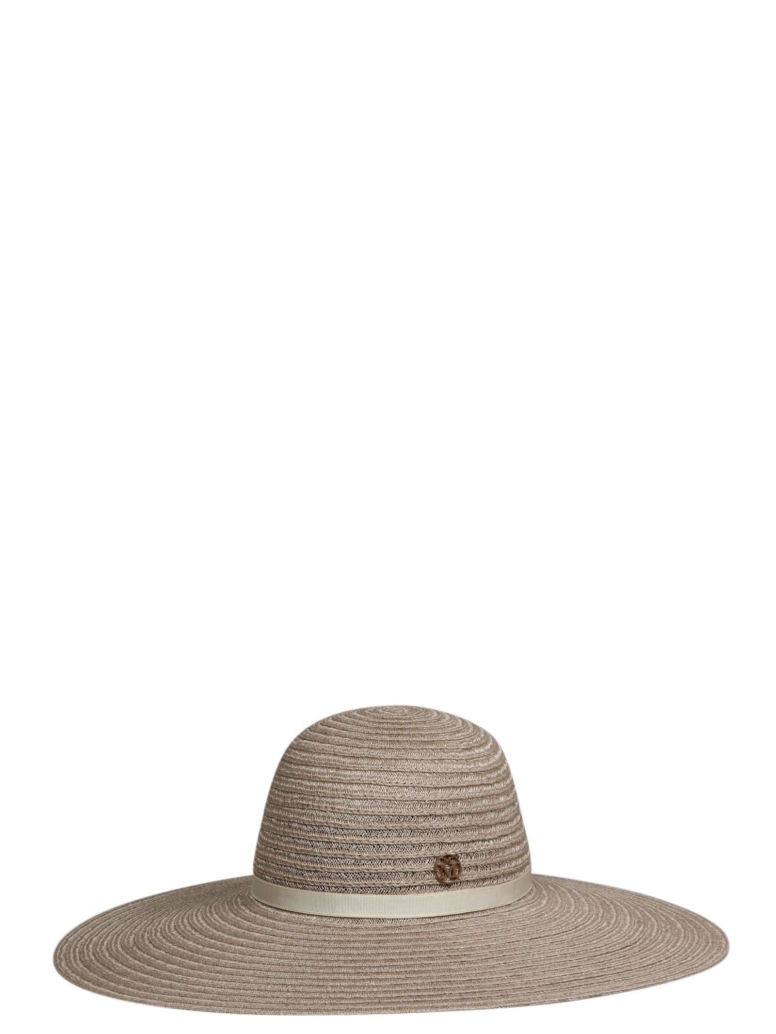 Maison Michel Blanche Hat