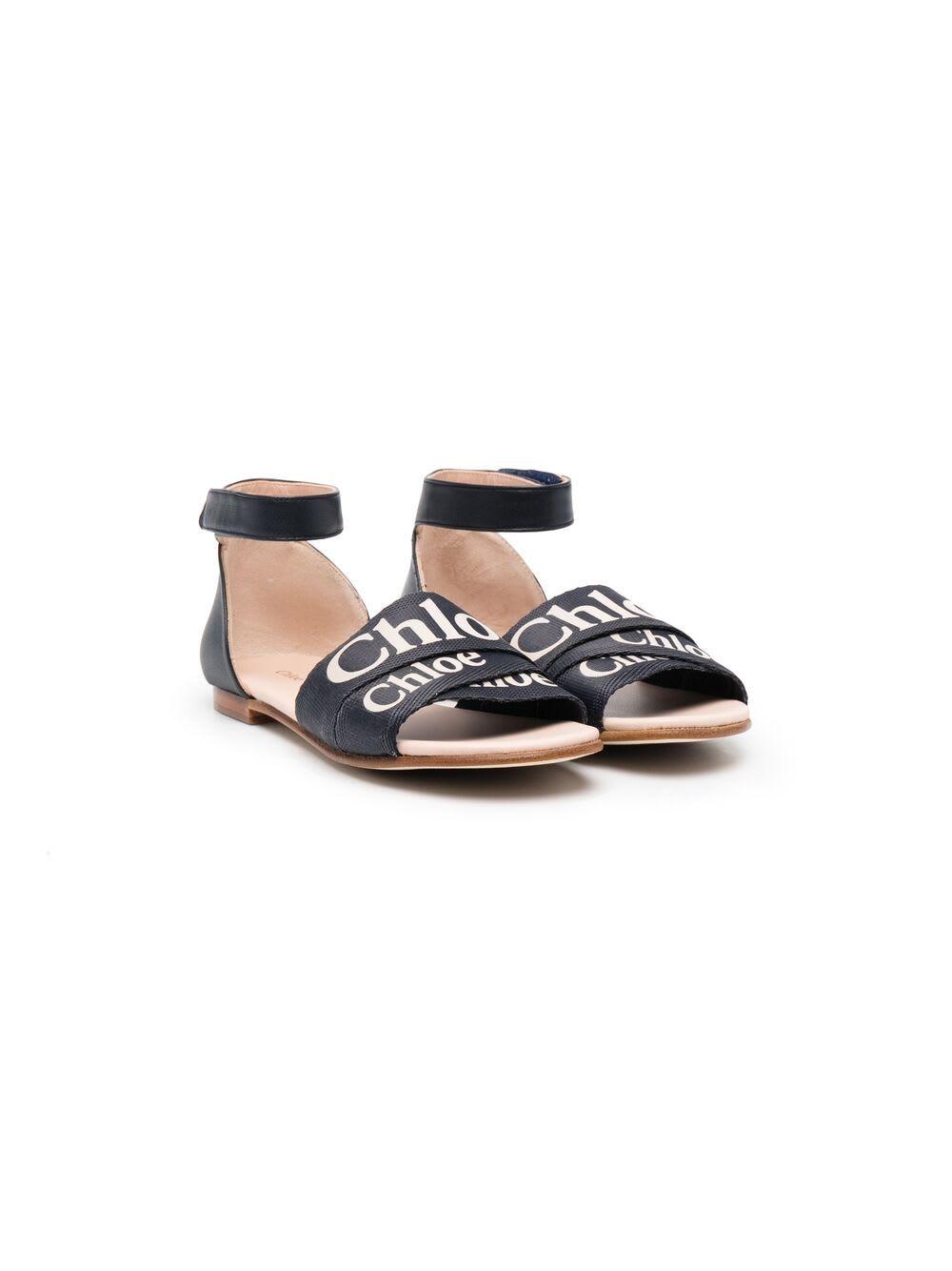 Chloé Open Toe Sandal