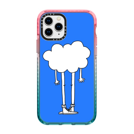 CASETiFY iPhone 11 Pro Impact Case - Head in The Clouds by Matthew Langille