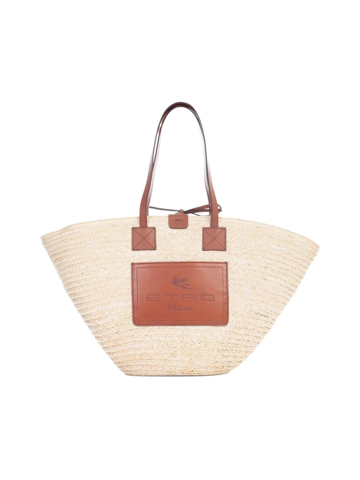 Etro Tote Beach Bag