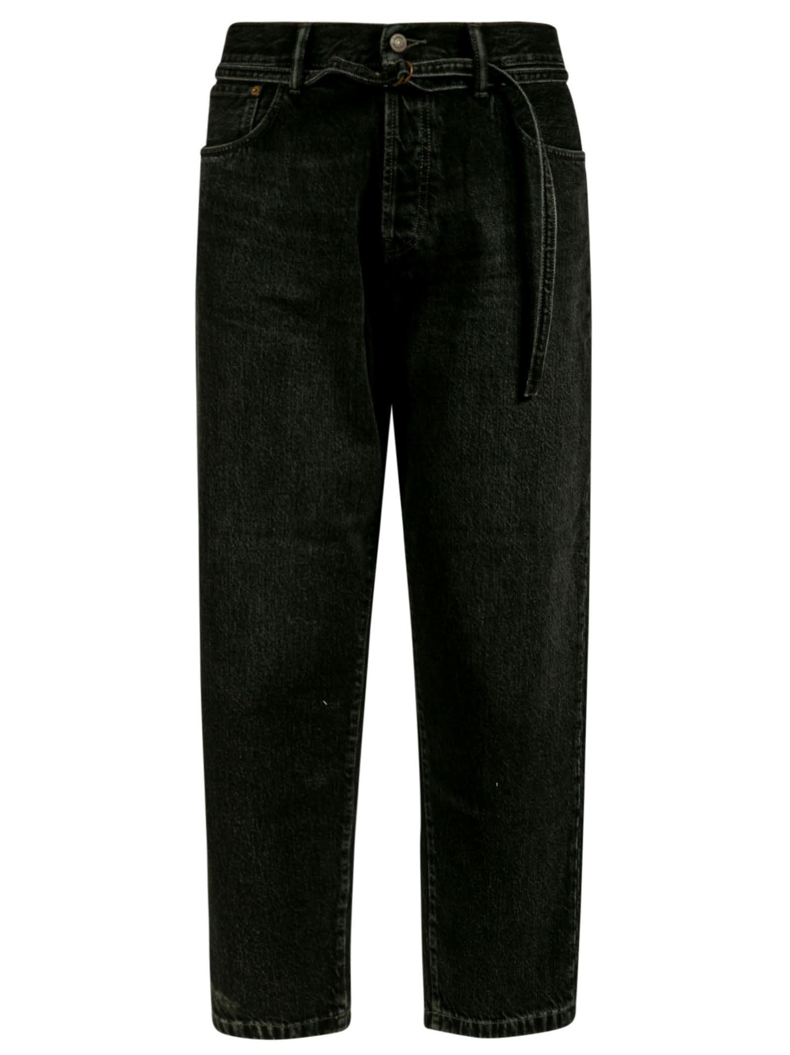 Acne Studios Straight Length Jeans