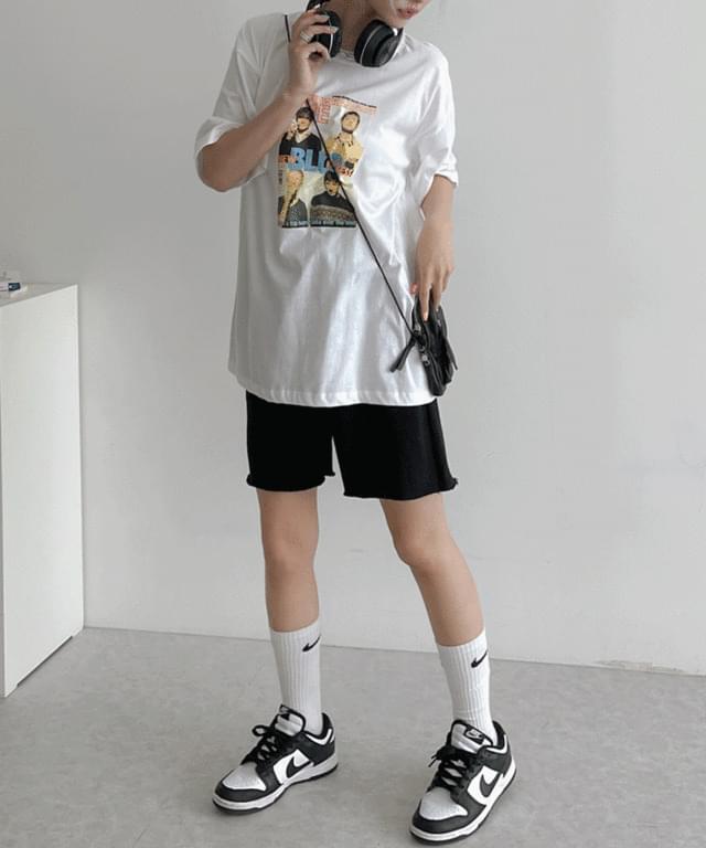 韓國空運 - Dorado Training Part 5 Banding Pants 短褲