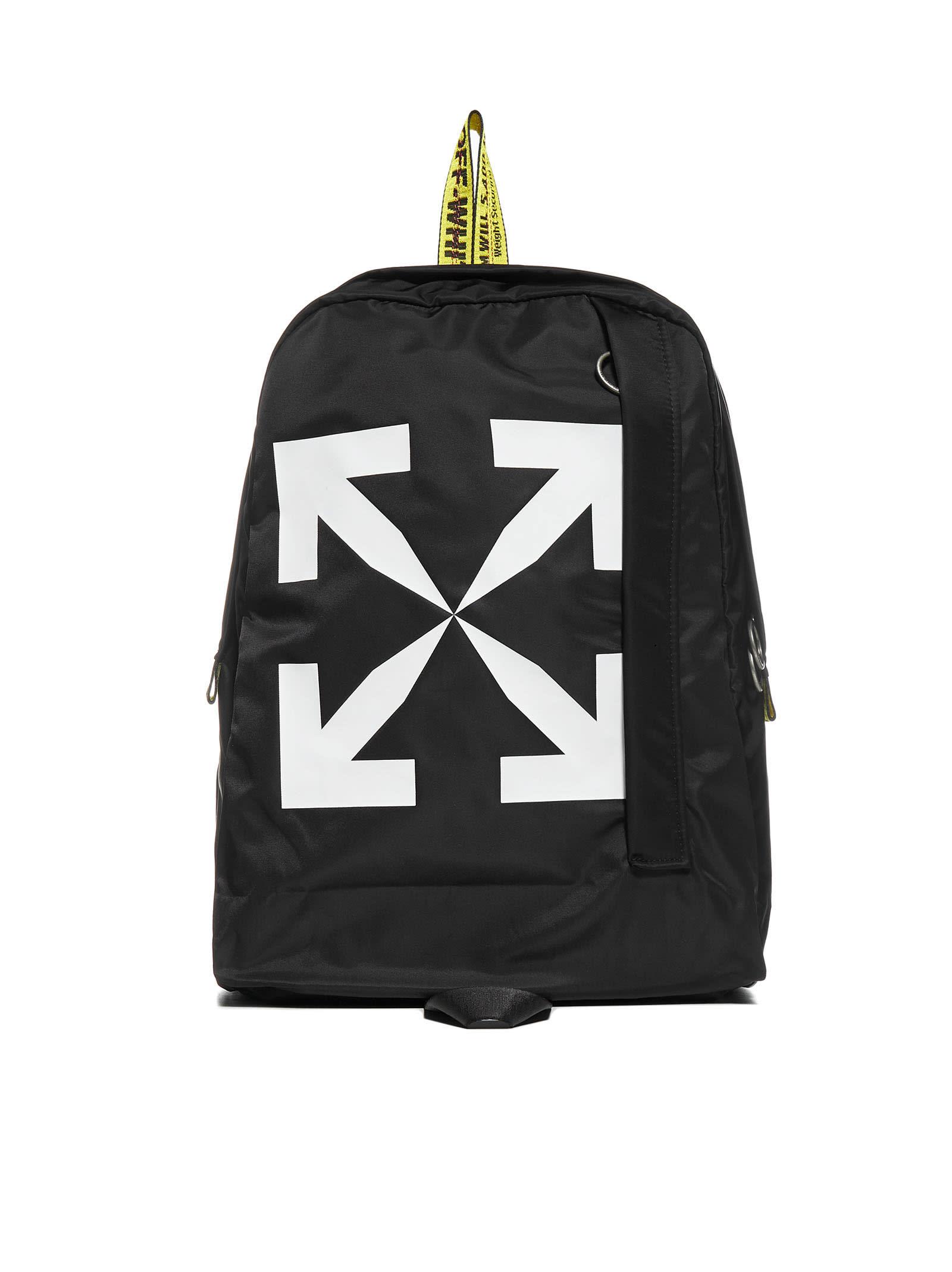 Off-White Arrow Easy Nylon Backpack