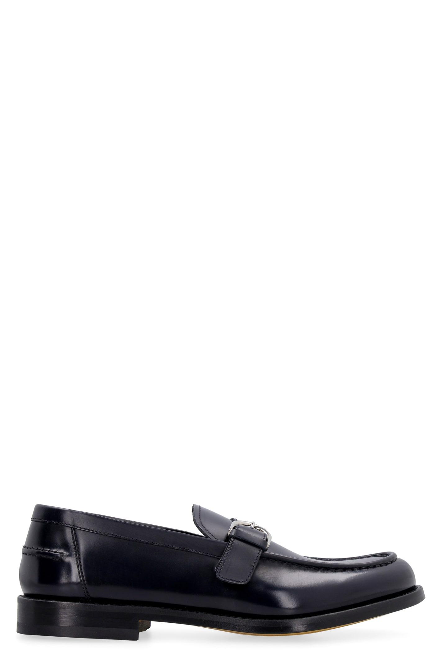 Doucals Calfskin Loafers