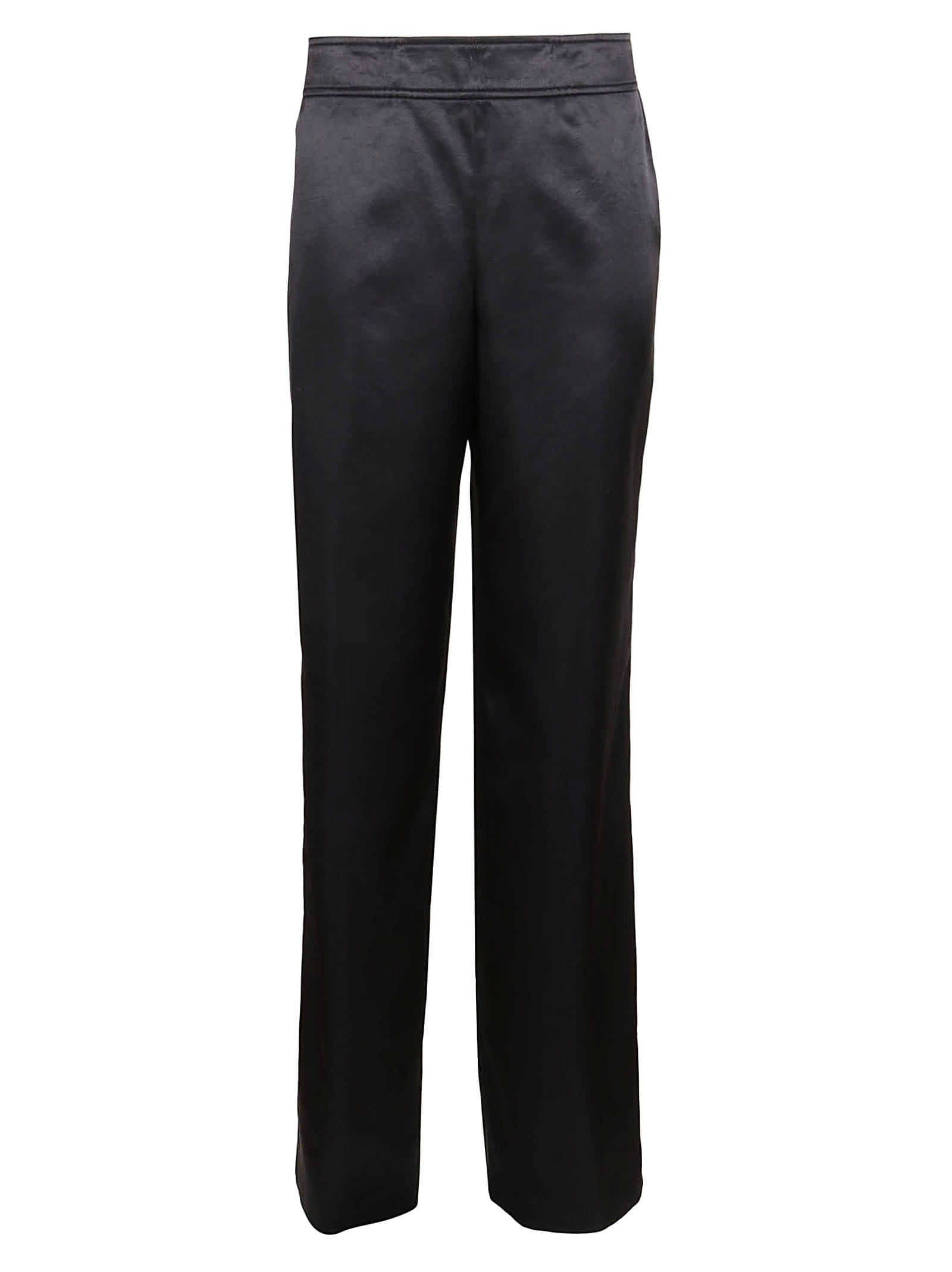 Jil Sander Trouser O 12 Aw 29 - Techno Crinkled Satin