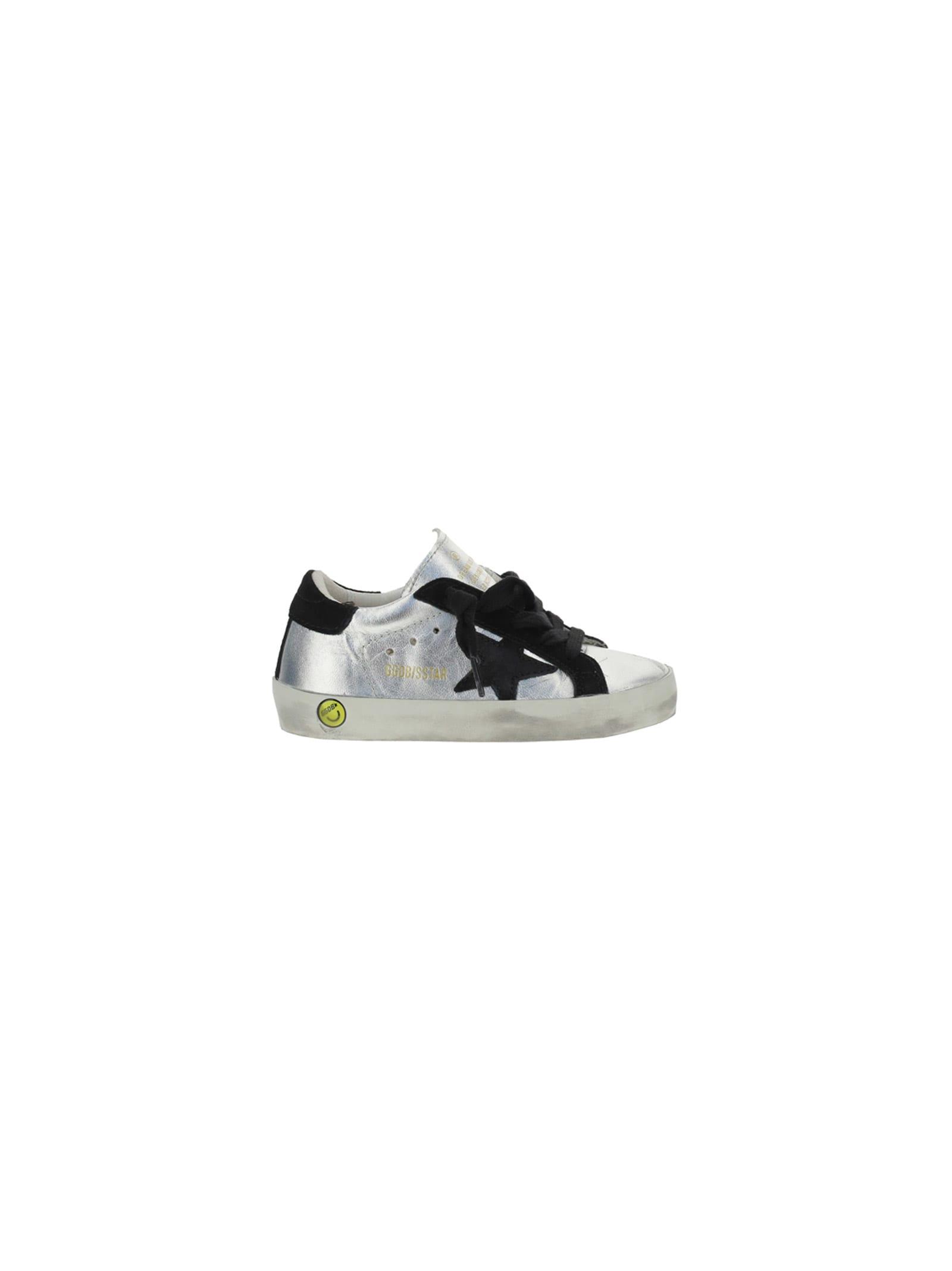 Golden Goose Superstar Sneakers For Girl