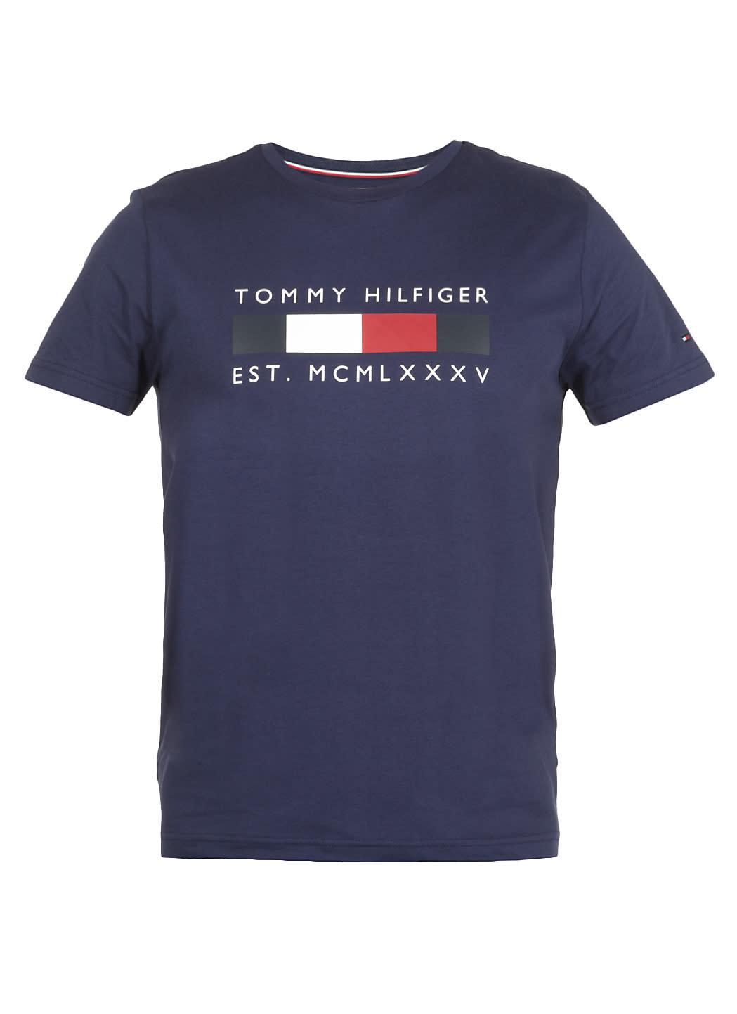 Tommy Hilfiger Logo Box T-shirt