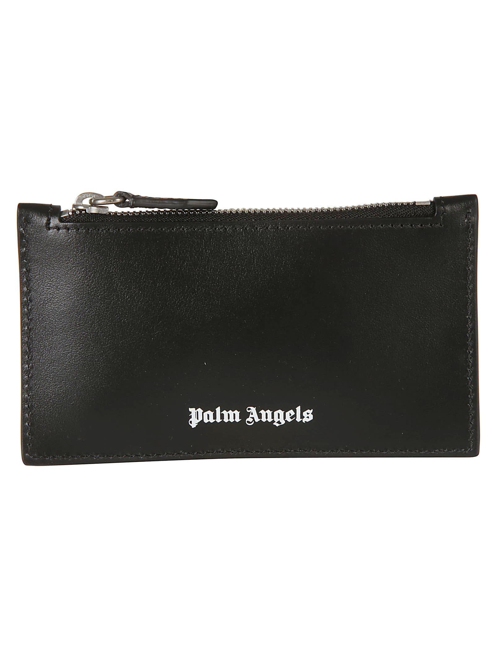 Palm Angels Essential Zip Pouch