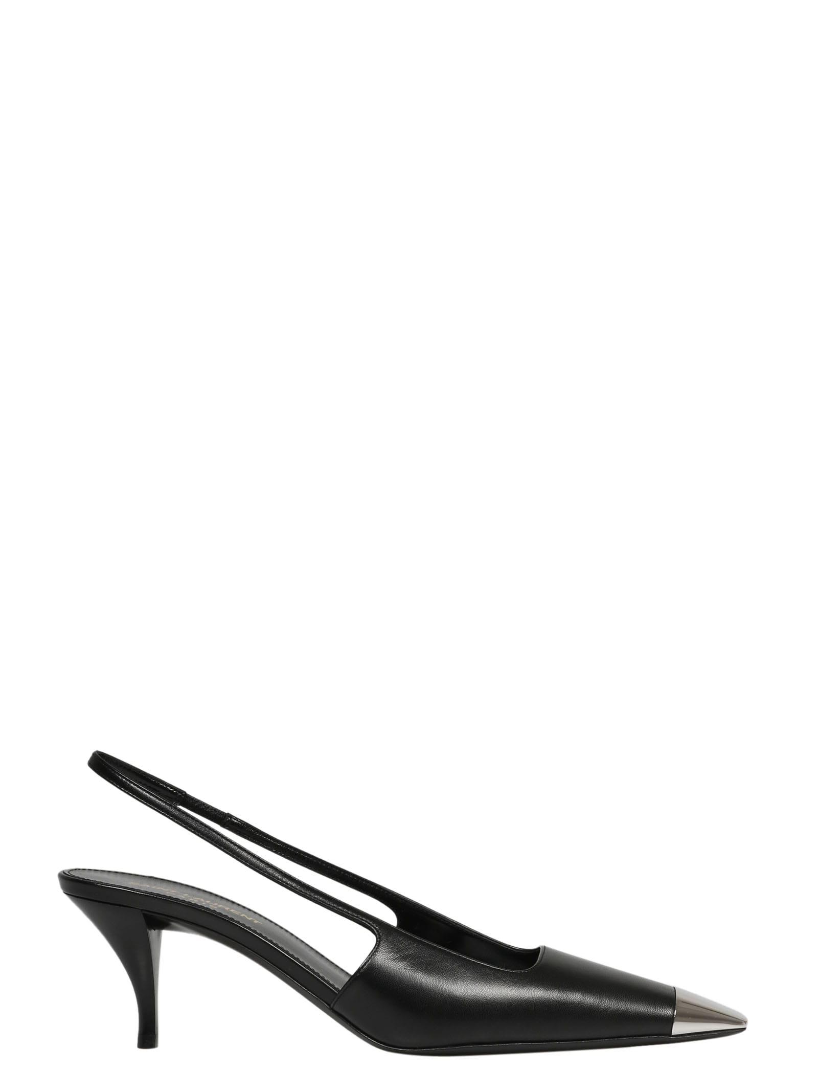 Saint Laurent Blade Slingback
