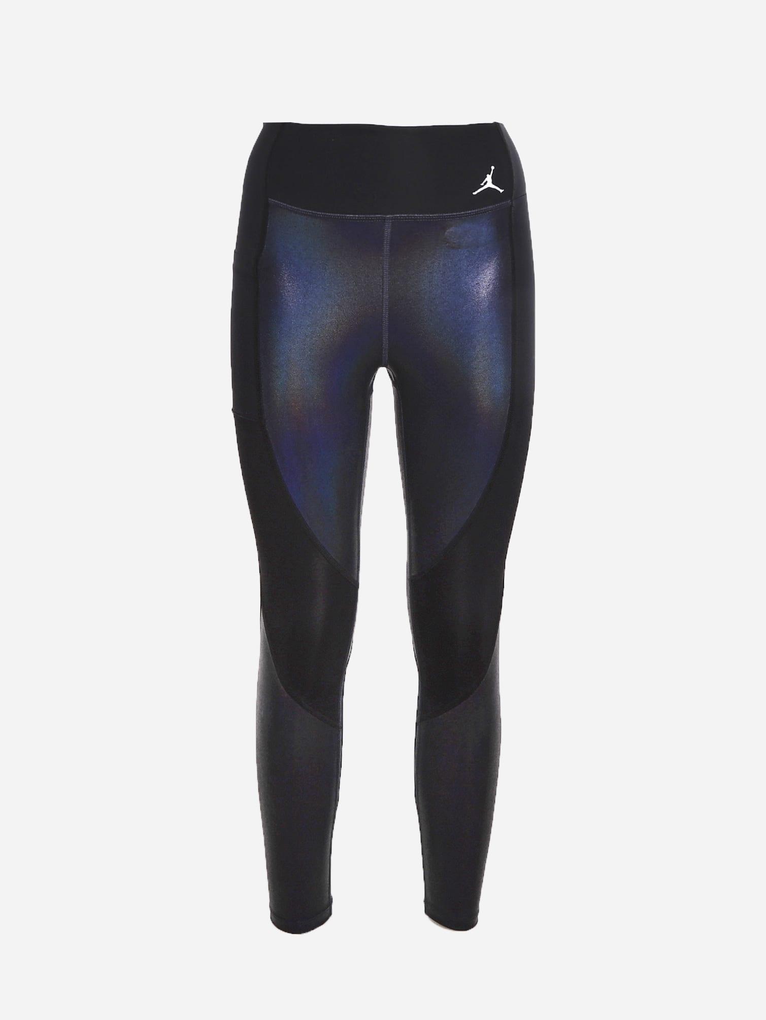 Jordan Jordan X Paris Saint-germain Leggings With Iridescent Print