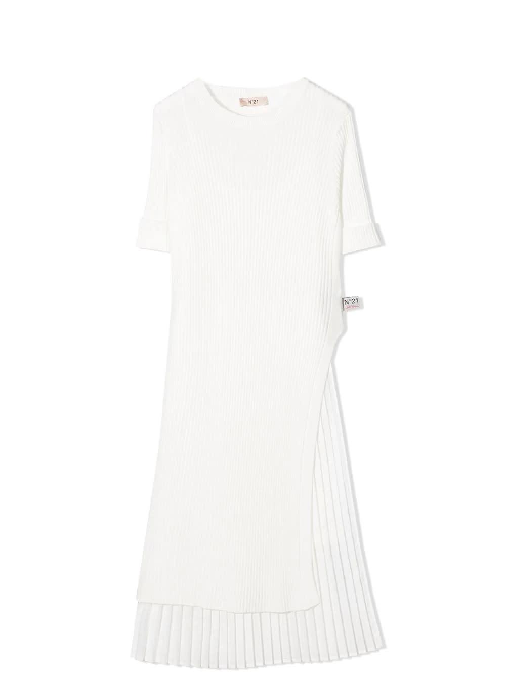 N.21 Asymmetric Dress