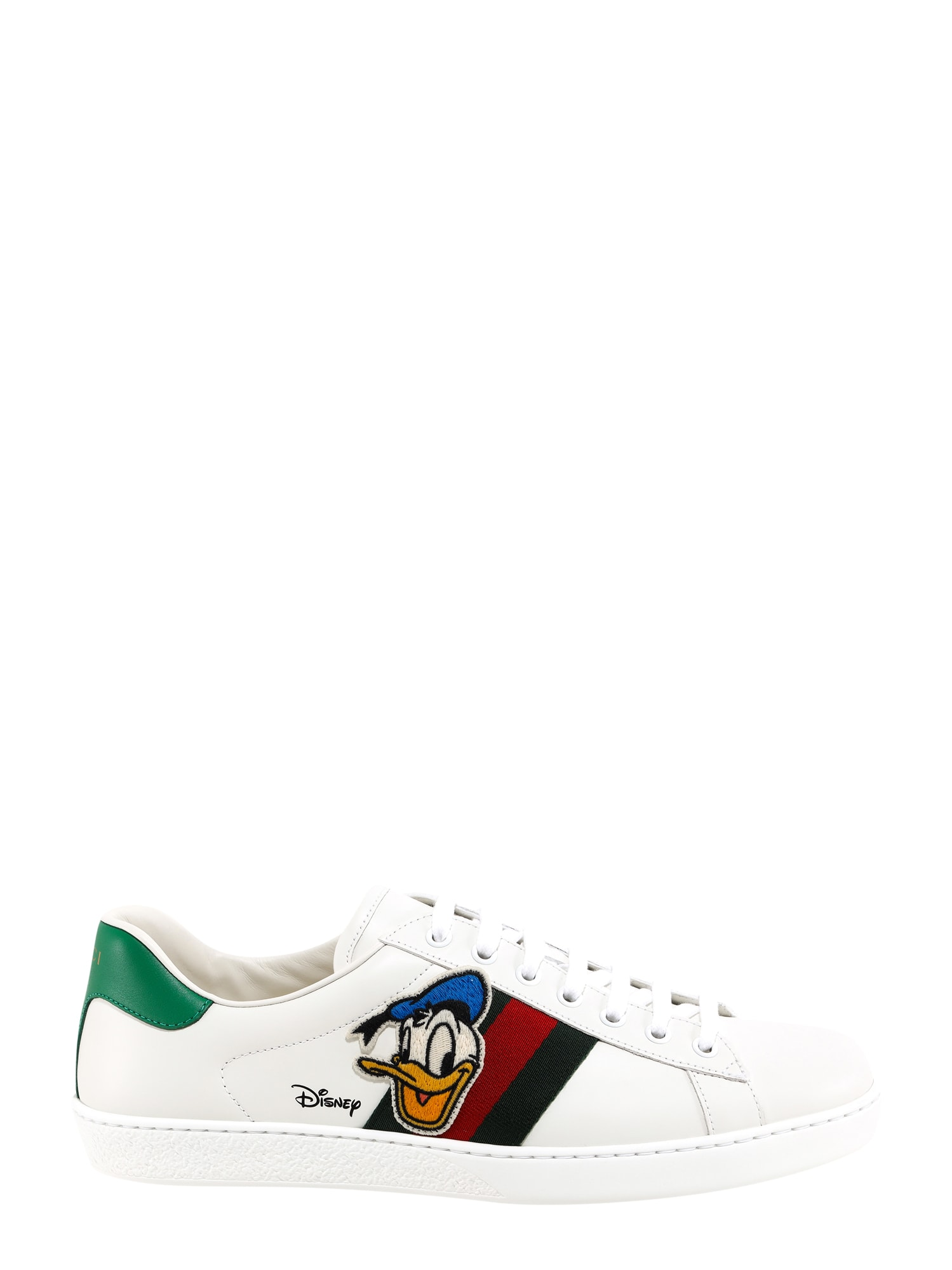 Gucci Donald Duck Disney X Gucci Sneakers