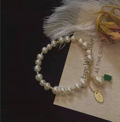 天然太湖珍珠手鍊