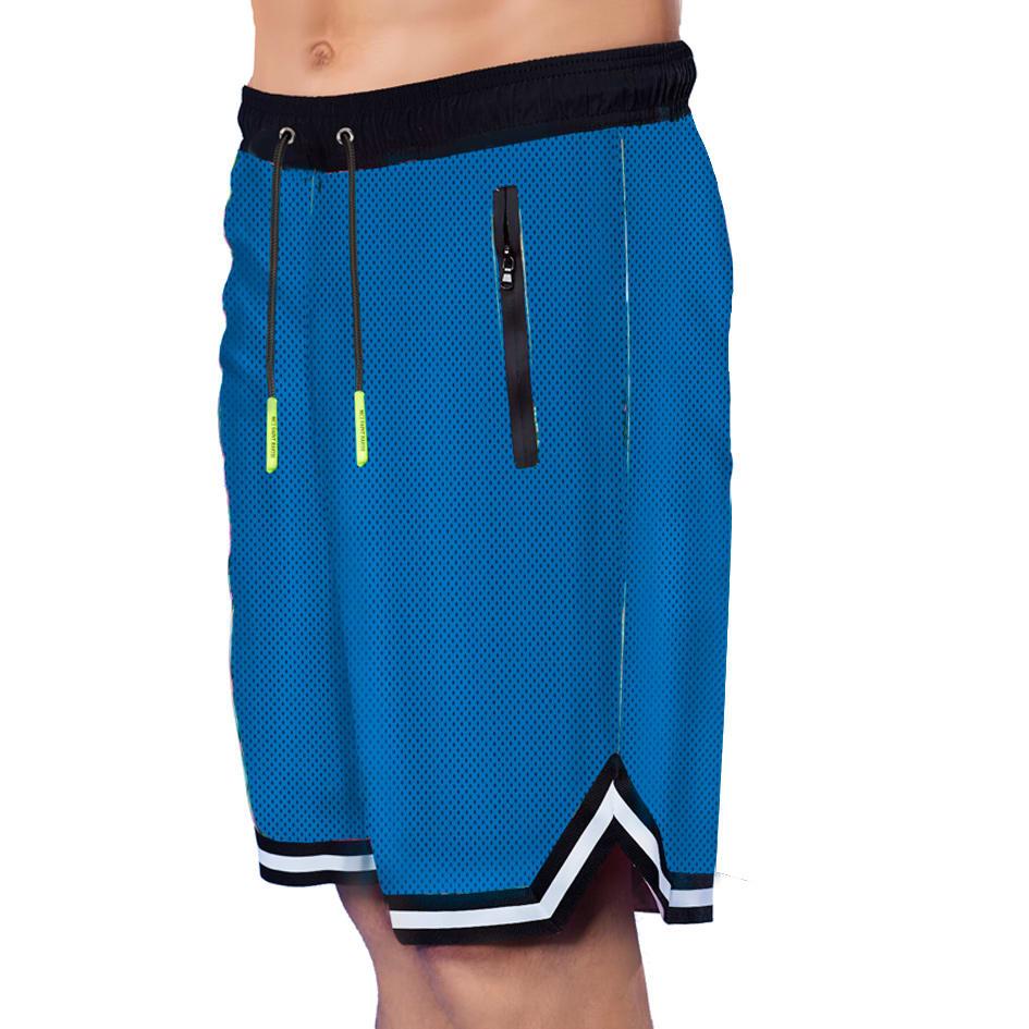 MC2 Saint Barth Bluette Long Swim Shorts With Tape Finish