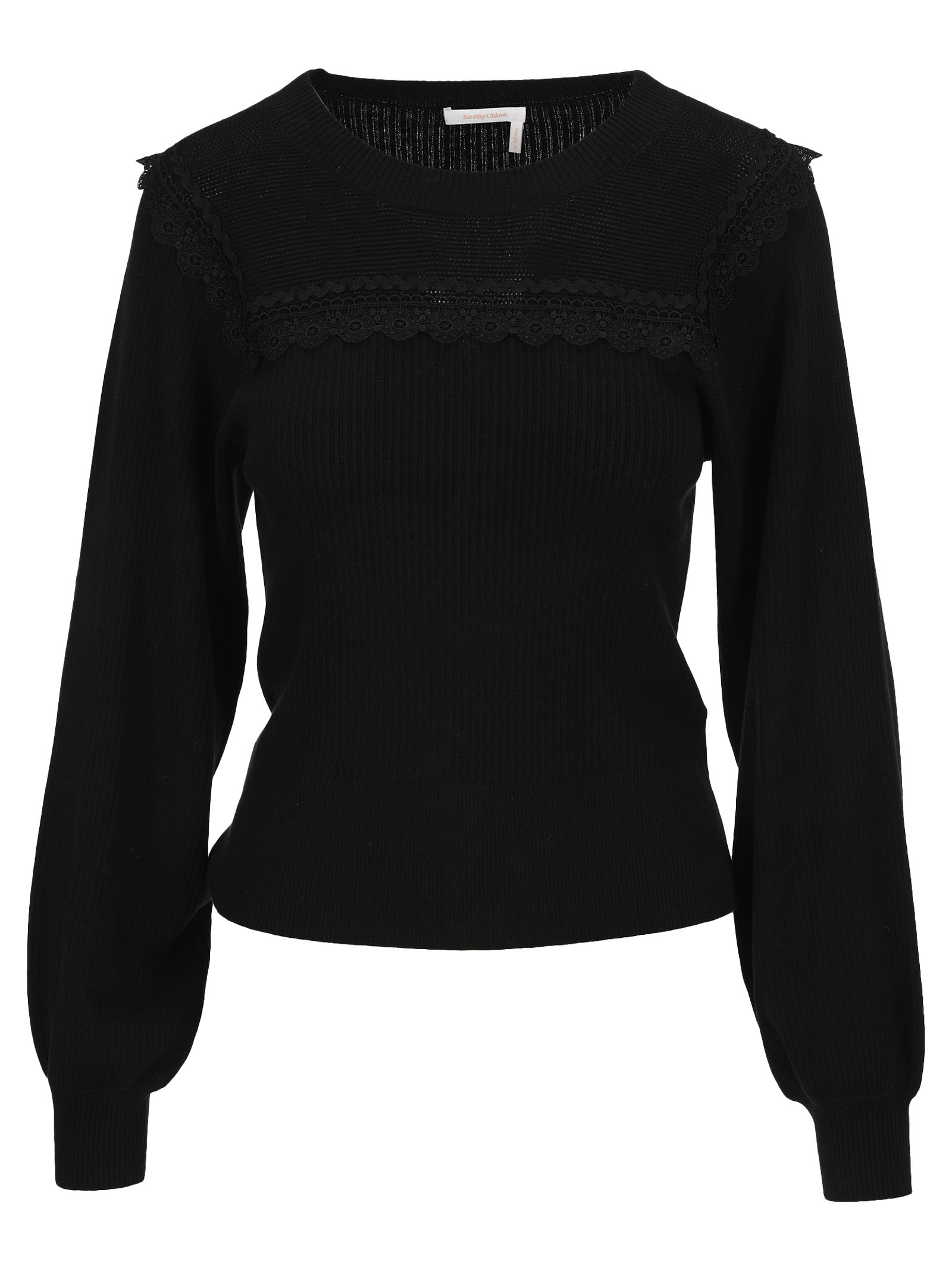 See by Chloé See By Chloe Romantic Jumper