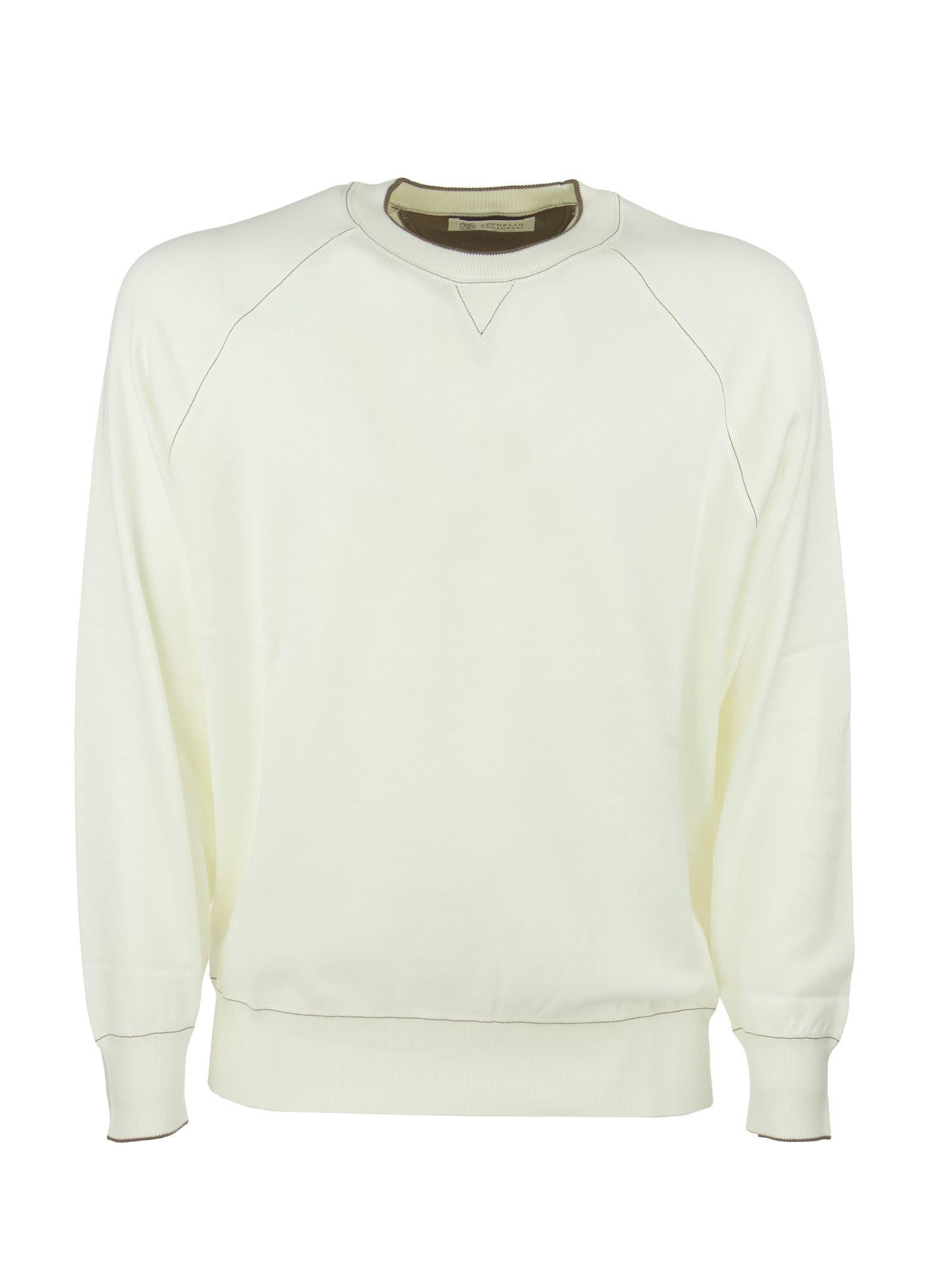 Brunello Cucinelli Cotton Lightweight Sweater