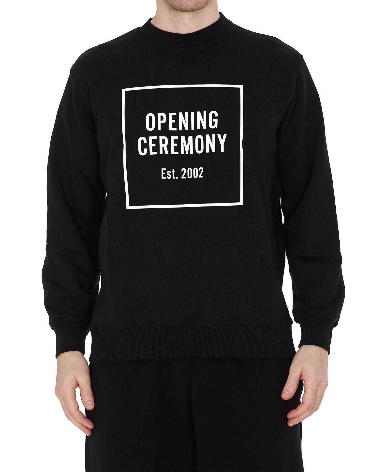 Opening Ceremony Box Lgoo Sweatshirt