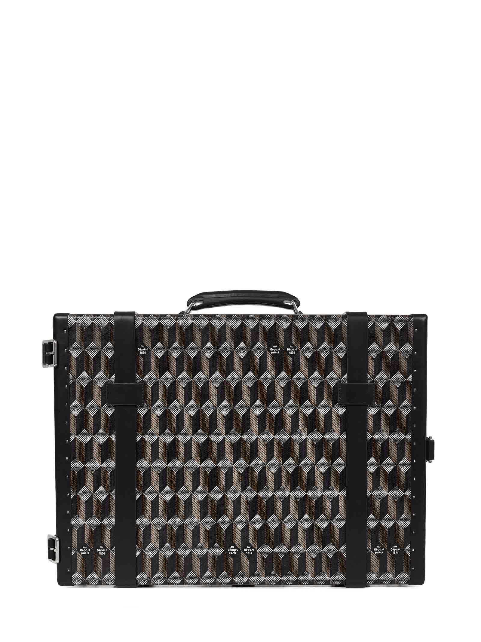 Au Départ Au Depart Paris Ps4 Trunk Suitcase