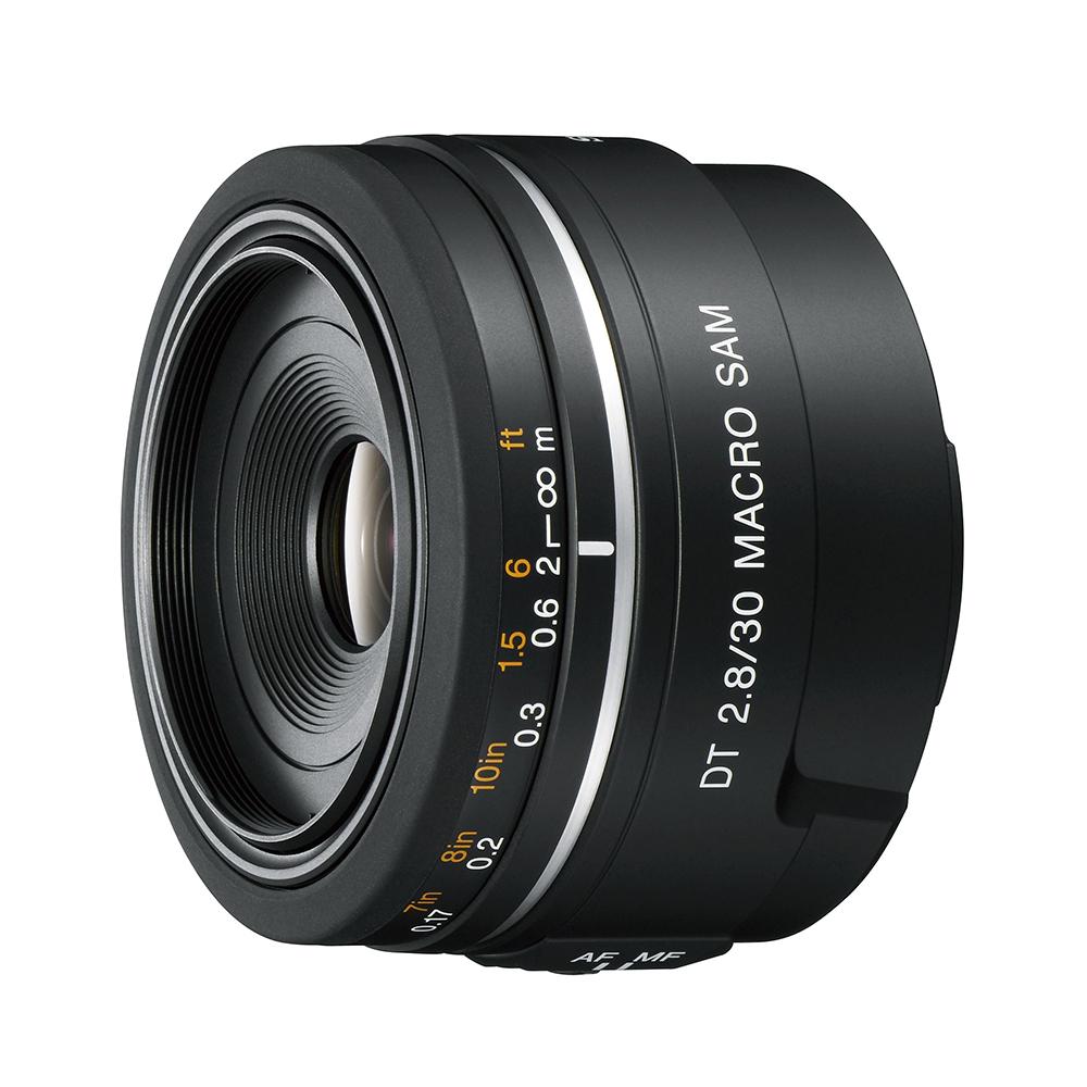 ◎相機專家◎ SONY SAL30M28 定焦微距鏡 APS-C片幅專用 30mm MACRO SAM F2.8 公司貨