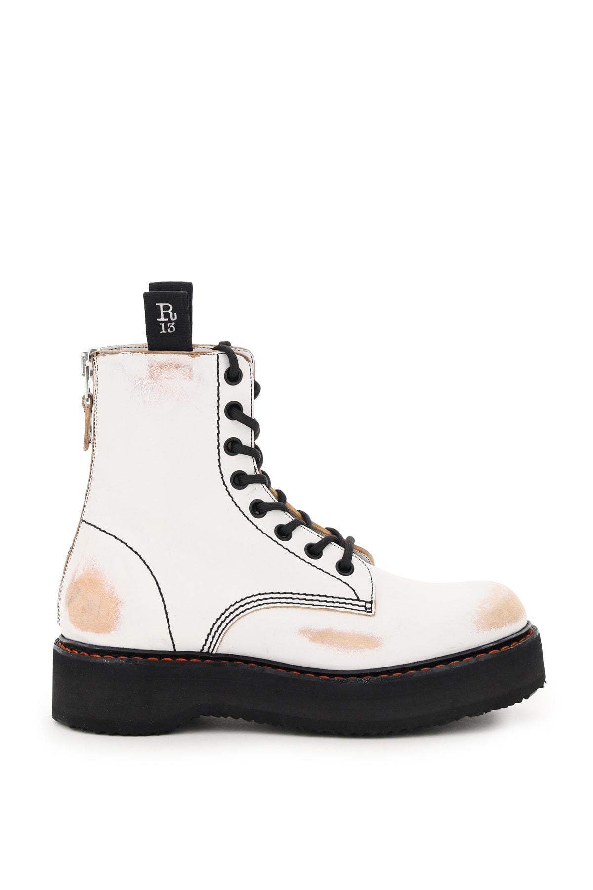 R13 Combat Boots